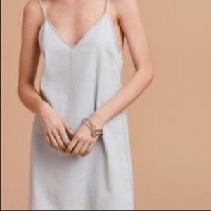 Wilfred NWT Vivienne strappy dress in mint green